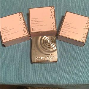 Mary Kay mini Compact Rosegold
